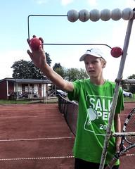 Fredrik Wirn 2014-08-24 (Michael Erhardsson) Tags: sport tennis fredrik km dubbel htk 2014 hallsberg wirn