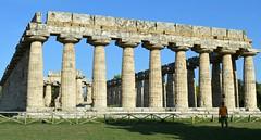 Paestum, il tempio di Hera (Valerio_D) Tags: italy italia campania 1001nights paestum cilento capaccio poseidonia tempiodihera 1001nightsmagiccity parconazionaledelcilentovallodidianoealburni 2015estate