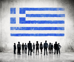 The Greek tragedy continues: Why so many of Greece's tech firms may abandon its shores0 (mohanrajdurairaj) Tags: people silhouette businessman wall standing corporate togetherness team europe diverse background flag unity country union group nation culture diversity meeting athens lookingup business greece national thinking gathering backlit patriotism ideas organization groupofpeople textured greekflag grungy traditionalculture concepts businessmen businesspeople nationality socialgathering agreement nationalflag businesswoman businesswomen greekculture globalbusiness professionaloccupation