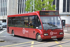TM Travel 1162 TM52BUS (Will Swain) Tags: sheffield 21st may 2016 bus buses transport travel uk britain vehicle vehicles county country england english south yorkshire city centre wellglade tm 1162 tm52bus