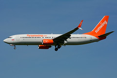 C-FLSW (Sunwing Airlines) (Steelhead 2010) Tags: boeing yyz b737 b737800 creg sunwingairlines cflsw