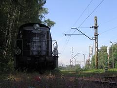 SM42-2189 (MarSt44) Tags: 6d fablok stonka ctl logistic brzeszcze diesel kwk kolej polska poland train railway private małopolska sm42 sm422189