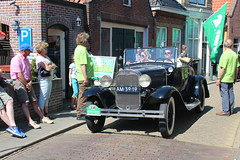 1930 Ford A convertible (Davydutchy) Tags: auto holland classic ford netherlands car modela automobile tour ride rally may nederland convertible voiture bil vehicle oldtimer frise rit cabrio paysbas friesland rallye niederlande cabriolet bolsward 2016 klassiker klassiek frysln pkw elfstedentocht frisia vetern aford tocht atype automobiel a boalsert