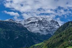 Right stuff - wrong time! (amrue (rarely on)) Tags: schnee schweiz europa orte wetter calanda valens stgallensg