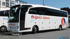 Mercedes Benz Travego Special Edition Dzce Gven (Bus Channel HD) Tags: mercedes benz special edition dzce gven travego
