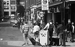 Street of London (Eric_G73) Tags: street uk blackandwhite bw london candid streetphotography streetlife streetscene whitechapel spitalfields