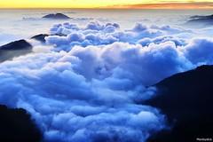 @_hehuanshan _Taiwan (monbydick) Tags: park sunset sky landscape nikon scenery exposure taiwan  national  dslr   taroko         d600  hehuanshan       monbydick