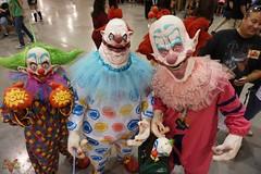 Phoenix Comicon 2016 Cosplay (V Threepio) Tags: costume cosplay posing cosplayer clowns 2016 phoenixcomicon phxcc