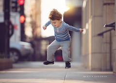 School is out! (EDYTA GRAZMAN PHOTOGRAPHY) Tags: city boy urban boys kids fun jump jumping nikon child enjoying childphotography childrensphotography childportraiture