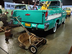 1951 GMC 100 Pickup '47 835 B' 3 (Jack Snell - Thanks for over 24 Million Views) Tags: 2 chevrolet pickup 1957 cameo 793 k83