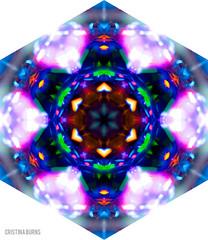 Cosmic (Cristina Burns) Tags: abstract contemporaryart swarovski cristinaburns