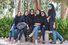 10 Abyaneh to Tehran 0048 (Tony UK) Tags: flickr iran may kashan 2016 fingarden nikond800 exploretrip