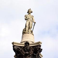 England 2016  London  Pedestal (Michiel2005) Tags: uk greatbritain england london unitedkingdom britain trafalgarsquare nelson column nelsonscolumn engeland londen pedestal vk pilaar grootbrittanni verenigdkoninkrijk