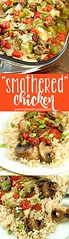 Healthy One-Pan Bake (alaridesign) Tags: healthy onepan baked smothered chicken