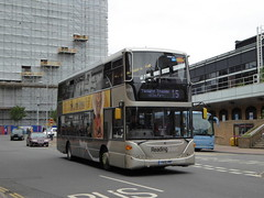 Reading Buses 1110 YN08 MMF on 15 (sambuses) Tags: 1110 readingbuses yn08mmf