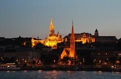 Bastione dei pescatori a Budapest (Ungheria) (Pasquale Lucatorto) Tags: europe budapest dei bastione ungheria pescatori pasqualelucatorto