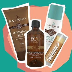 It's World Environment Day - to celebrate, we're giving away some delicious, enviro-concious products. Between now and Sunday next week, you've got the chance to win this coconut kit full of goodness: the incredible Eco Tan Face Water, Coconut Deodorant, (aptorganics) Tags: apt