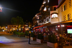 megeve nightlife (eikzilla) Tags: france alps megeve combloux