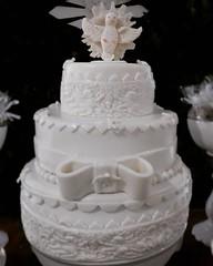Ontem foi dia de adoçar mais um lindo batizado!!! E mais uma vez @ninalioybiscuit arrasando no topo de bolo!!! 🎂🙏❤🍫🍰 #molindacake #cakedesign #cakeart #cake #sweet #candy #bolo #pastaamericana #bolobatizado #batizado (Molinda Cake) Tags: boss cake pasta americana bolo bolos confeitados molinda