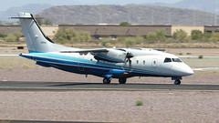 USAF Special Operations Dornier C-146A Wolfhound 12-3040 (ChrisK48) Tags: airplane aircraft 328 fairchild wolfhound dvt phoenixaz 23040 kdvt 328100 phoenixdeervalleyairport dornierluftfahrtgmbh n340ls dornierc146a usaf123040 wasdcaai wasdcdxf cn3040 wasdcirg