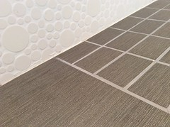 Master Shower Floor Detail