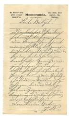 JS_to_Butzel_undated (Max Kade Institute for German-American Studies) Tags: handwriting script handwritten cursive sternberger butzel kurrent