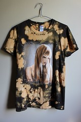 Splatter Bleached and Shredded Taylor Swift T Shirt (shopthegasstation) Tags: ladies girls summer portrait music brown festival rock shirt altered concert tour graphic top grunge ripped band picture bleach tshirt womens gasstation cotton beat jersey etsy dye distressed tee destroyed splatter shredded bleached dyed splattered taylorswift speaknow