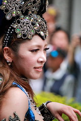 46 / Kobe Matsuri, Festival 2016 (Ogiyoshisan) Tags: people girl festival japan japanese samba outdoor event kobe   kobematsuri