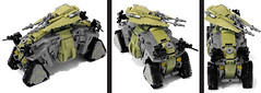 IFV HIMOS (Veeborg) Tags: lego vehicle armoured ifv foitsop
