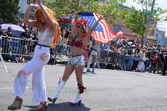 Mermaid Parade 2016 (zaxouzo) Tags: people brooklyn coneyisland breasts parade mermaid mermaidparade pasties 2016 nikond90