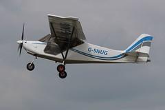 G-SNUG-Eshott-19-06-2016 (swbkcb) Tags: skyranger eshott greatnorthflyin gsnug