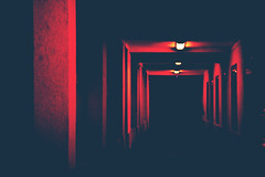 0000.10 (Alois-Wolfe) Tags: red night lights alley creepy
