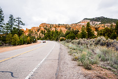 ROSH2747-Edit.jpg (Roshine Photography) Tags: road utah us unitedstates redrocks curve rockformations panguitch redcanyonstatepark pentaxk3ii 2016utahtrip