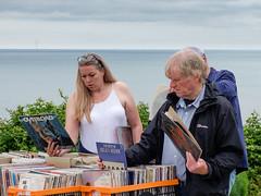 Overload (Rupert Brun) Tags: sea england june wind unitedkingdom album vinyl streetphotography fair lp gb record 12 whitstable turbine overload 12inch x30 tankerton 2016 helenreddy andmanymore
