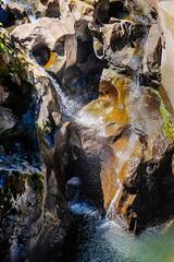 Stone and water abstract (Mario_Panda) Tags: 50mm md minolta sp fujifilm f2 fortia xe1 vsco