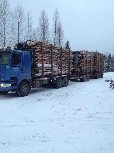 Sisu truck