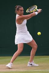 DSC_1290 (petercooper131) Tags: england net sports grass sport club ball championship slam all tour lawn competition grand tennis championships wimbledon vinci roberta racket wta racquet sw19 2016