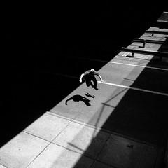 (Kevin-Horn) Tags: 6 mamiya film skateboarding delta medium format 3200 ilford
