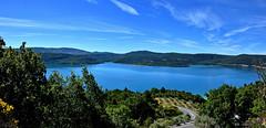 Lac de Sainte Croix Verdon (Diegojack) Tags: panorama vacances nikon eau lac provence paysages verdon saintecroix nikonpassion d7200