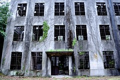 The Old Power Plant (catlydy) Tags: abandoned japan ruins wwii okunoshima