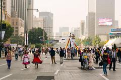 3K Walk for Peace (stuckinseoul) Tags: city asian for photo asia peace walk capital korea korean photograph u seoul kr southkorea gwanghwamun   kpop  3k republicofkorea i canoneos6d flickrseoul sigma2470mmf28exdghsm iseoulu 3kwalkforpeace