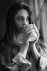 Natural Beauty (Nedla Ph. Fotografa - Nicols Lanfranco) Tags: portrait test sexy love blanco beauty face fashion nude blackwhite glamour eyes nikon photoshoot mourning y gente retrato amor interior negro moda lips sensual casual labios bella lovely bestpicture photooftheday picoftheday monocromtico corpio nedla d7200 nedlaph