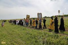 A cross procession from the village of Nikolskoe to the village of Adamovka / Крестный ход из Никольского в Адамовку (28)