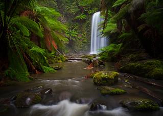Beauchamp Falls (Explored)