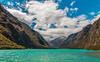 Lake Chinancocha (P-B-fotografie) Tags: peru chinancocha landscape lake mountains nature water huaraz andes snowtops travel stunning absolutelystunningscapes lagunasdellanganuco turquoise