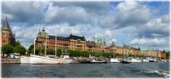 Strandvgen, Stockholm (lagergrenjan) Tags: strandvgen stockholm btar kaj