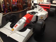 1992 McLaren-Honda MP4/7A