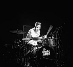 Anton Jarl (Navard) Tags: barcelona festival drums guitarra bcn catalonia musica bateria catalunya sax cataluña doublebass saxofon bethereorbesquare salaapolo sigma2470 sigma70200 mambojambo mariocobo nikond700 nikond300 ivankovacevic antonjarl salvadorcabréphotography navardphotography daninel·lo 24guitarfestivalbcn