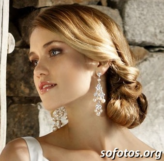 Penteados para noiva 085