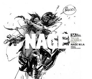 threeA – TK俱樂部第二彈!NAGE M.I.A